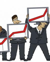 Бурный экономический рост