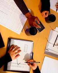 Формирование бизнес плана предприятия оптовой торговли
