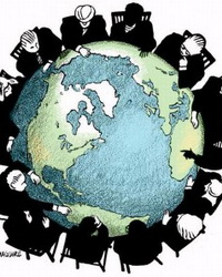 Международная торговля услугами