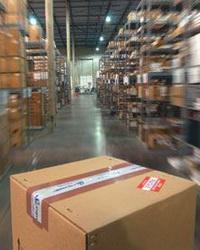 Организация управления торгово-технологическим процессом на складах