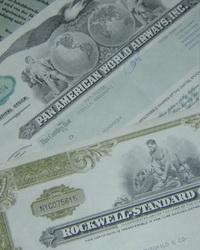 Предприятие на рынке ценных бумаг