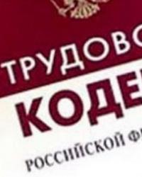 Применение трудового кодекса российской федерации в бюджетном секторе