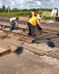 Учет подсобно-вспомогательной деятельности железных дорог