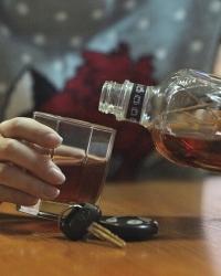 Алкогольное опьянение в 2020-2021 году
