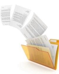 Бухгалтерские документы 2018