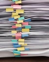 Бухгалтерские документы в 2020-2021 году