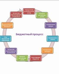 Бюджетный процесс и его участники