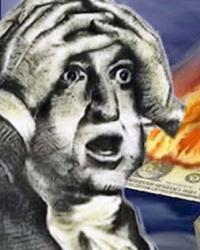 Что будет с рублем, если доллар рухнет