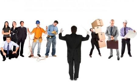 Делегирование ответственности и обязанностей