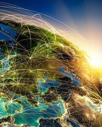Европа в информационном пространстве