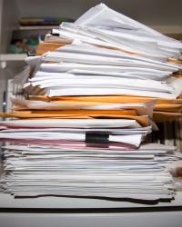 Формирование и хранение документов отдела персоналаа