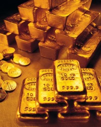 Государственно-монополистическое регулирование сферы золота