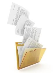 Исполнение документов