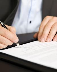 Исполнение контракта