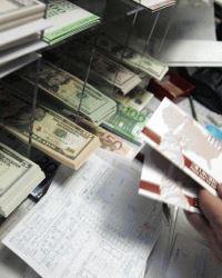 Кассовые операции банков