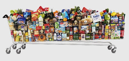 Маркетинговые приёмы в супермаркете