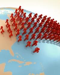 Международная миграция рабочей силы