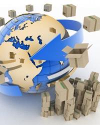 Международный обмен товарами и услугами