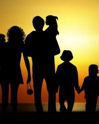 Многодетная семья в 2020-2021 годах