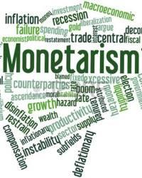 Монетаризм