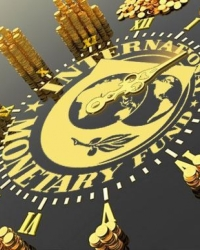 На экономической сцене России МВФ