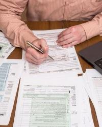 Налоговый отчет 2020