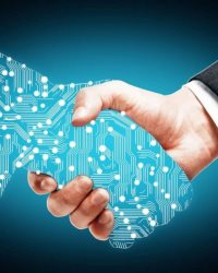 Новые информационные технологии в предпринимательских структурах