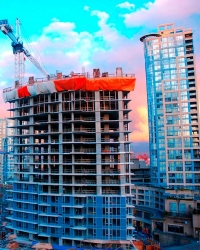Объект строительства в 2020-2021 году