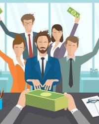 Оплата труда работников 2021