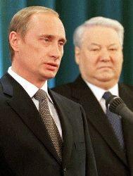 От России Ельцина к России Путина: эволюция политической системы