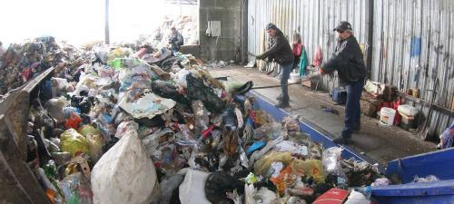 Отходы и мусор в 2020 году