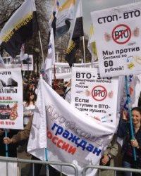 Отраслевые аспекты присоединения России к ВТО