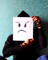 Отрицательный человек