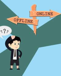 Почему открывать бизнес в интернете выгодней бизнеса в офлайне
