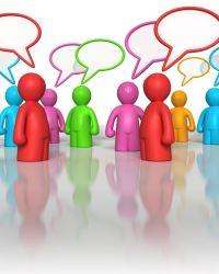 Подавайте клиентам приятные поводы для обсуждения