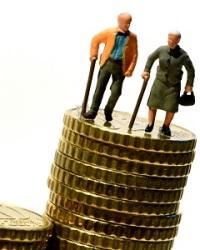 Повышение пенсий 2017