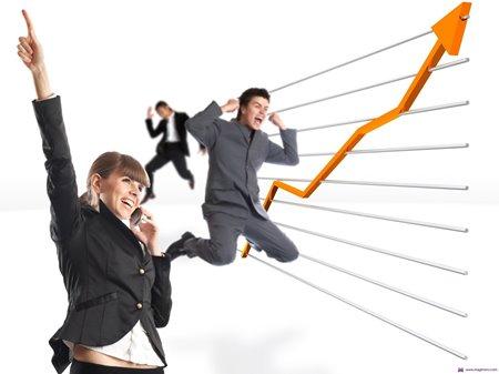 Повышение сотрудников в должности
