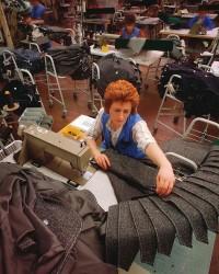 Производственная структура предприятий ремонта и пошива одежды