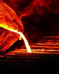 Расход ресурсов в черной металлургии