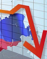 Рецессия и первый удар кризиса