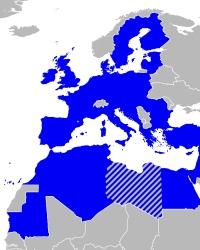 Региональный характер евросредиземноморского процесса