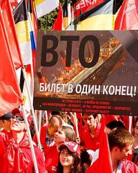 Региональные аспекты присоединения России к ВТО