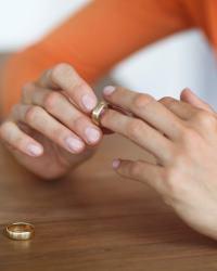 Решение о разводе