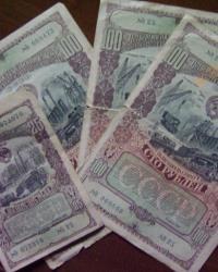 Рынок ценных бумаг бывших стран СССР