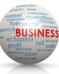 Сферы бизнеса