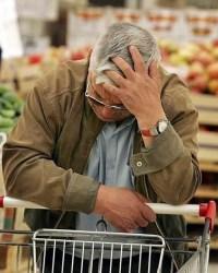 Сильный рост цен на продукты в 2021 году