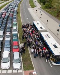 Управление городским пассажирским транспортом