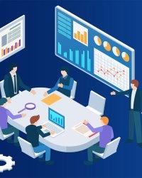Управление предприятием в 2020-2021 году