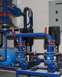 Управление системами водоснабжения