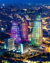 Ускоренное развитие Азербайджана